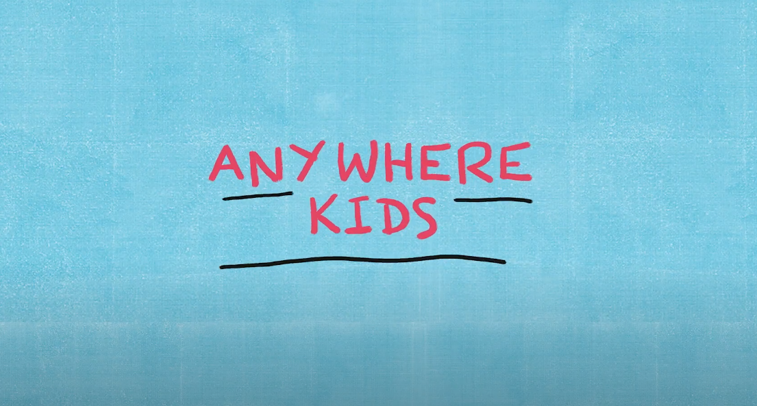 """Featured image for """"New 'Anywhere Kids' Video"""""""